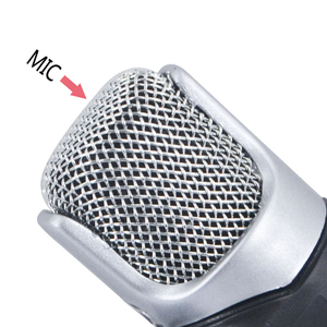 Image 4 - kebidu 2017 Hot  Electret Condenser Stereo Clear Voice mini Microphone for PC for Universal Computer Laptop phone