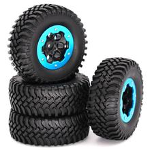 RC Car Model parts 1/10 Remote Control Climbing Inflatable Tire Modification Upgrade Accessories 1.9 Inch TRX-4 SCX10