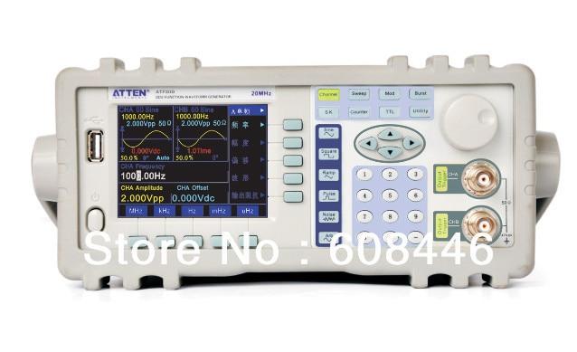 ATTEN ATF20D PA DDS FUNCTION GENERATOR 180MSa S 10bits