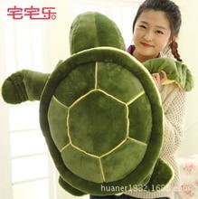60cm font b Cute b font turtle cushion font b pillow b font Tortoise plush toys