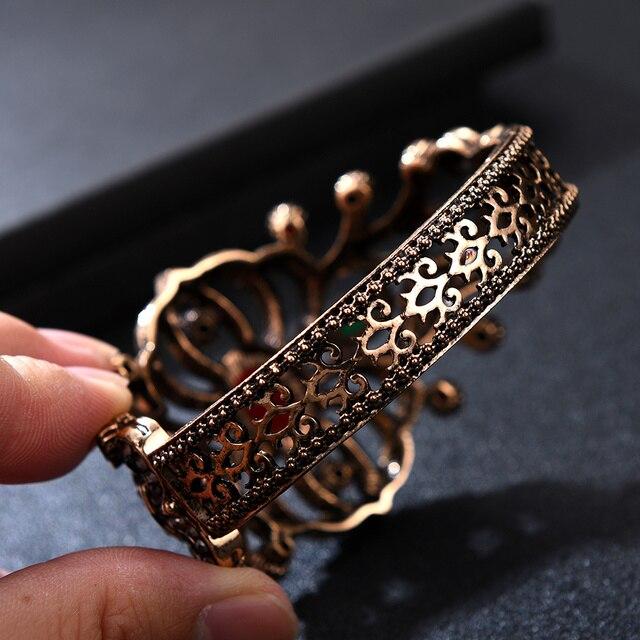 Фото брендовые дизайнерские браслеты joyme с кристаллами большие цена