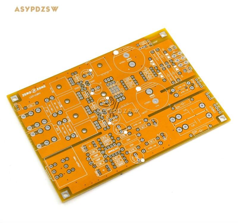 Lem-copy Clase A Power amplificador de auriculares clon Lehmann AMP PCB