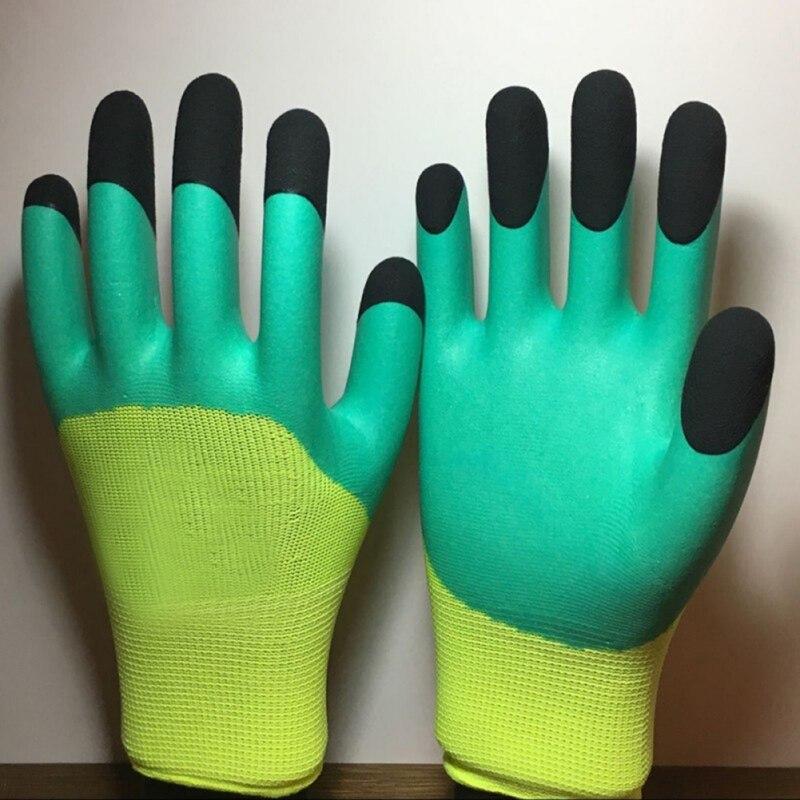 Non Slip Hand Protection Garden Gloves