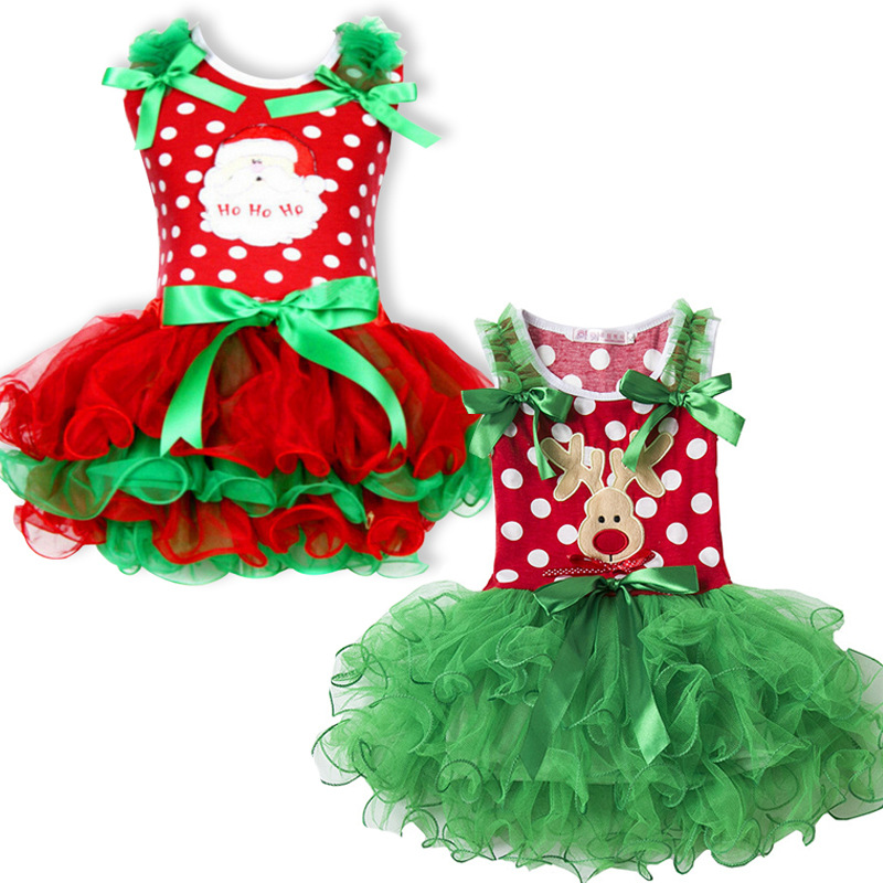 Christmas Carnival Theme Outfit.Us 10 29 2 9y Child Christmas Santa Deer Costume Carnival Party Dress Christmas Fanny Outfits Kids Masquerade Dress Girl Fantasia Vestido In Girls