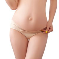 New 100% Cotton Maternity Panties Low-waist Maternity Panties Seamless Maternity Underwear Clothes For Pregnant Women Wholesale