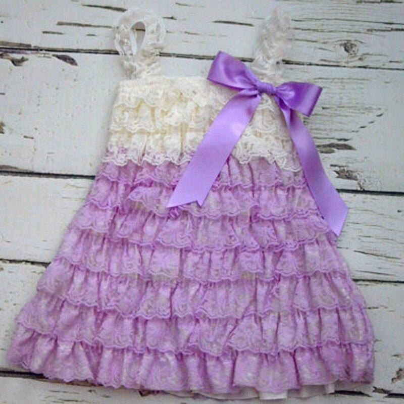 Lujo Vestido De Partido Del Bebé Recién Nacido Motivo - Colección ...