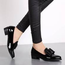 Fashion Pointed Toe Women Flats Shoes Bo