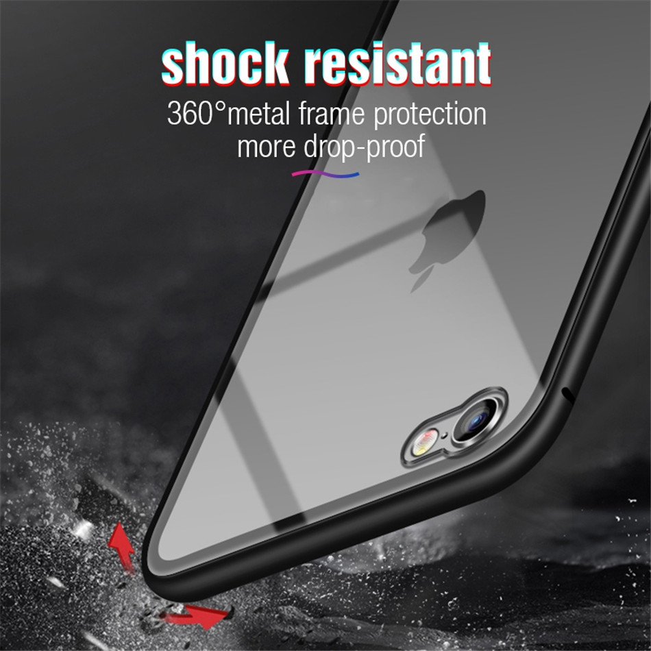 iphone x xs max Magnetic case 08