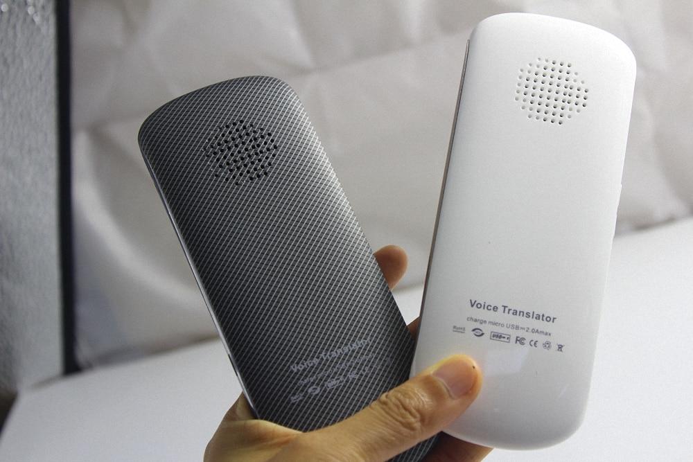 Intelligent Language Voice Translator WiFi Instant Portable Translator 2 Way Real-Time Translation Traveling Meeting Translator 43