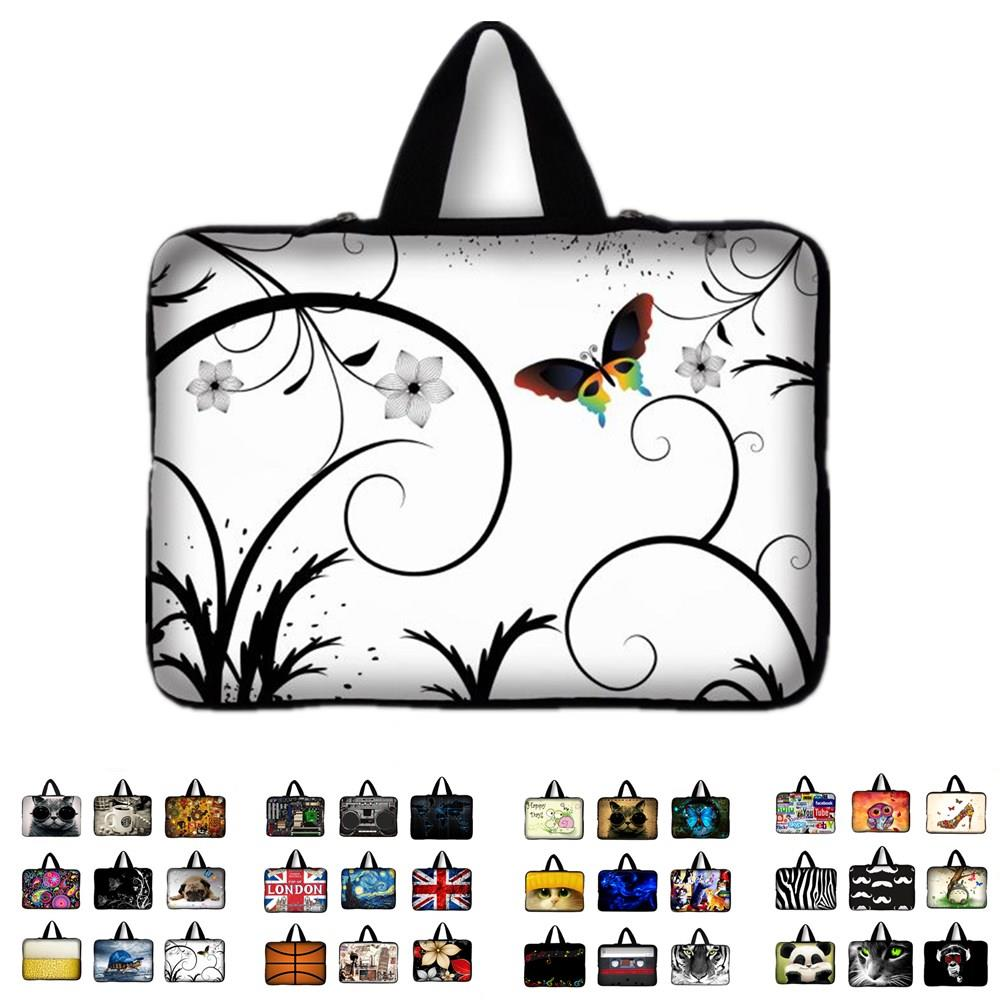 9.7 11.6 13.3 15.6 17.3 inch laptop Sleeve bag tablet case 13 15.4 14.4 17.4 inch computer notebook cover #E