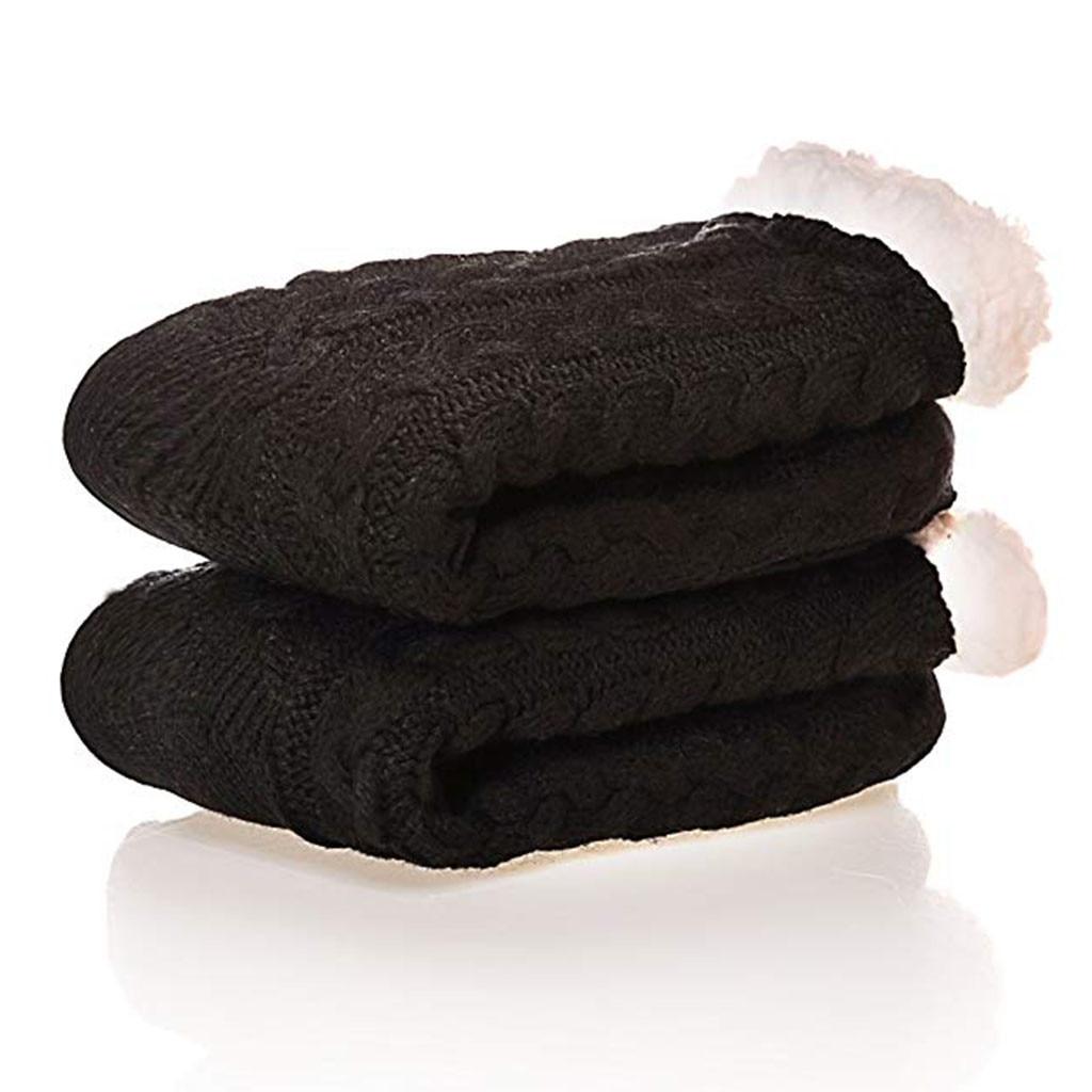 HTB1YXSna.rrK1RkSne1q6ArVVXaF - Womail Women and man Wool socks Winter Super Soft