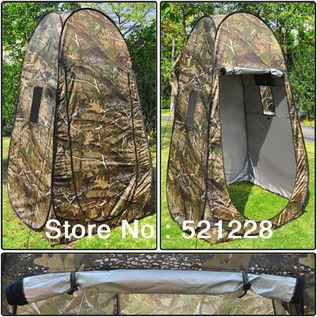 2016 Hot Sale Portabel Sekretess Dusch Toalett Camping Pop Up Tent - Camping och vandring