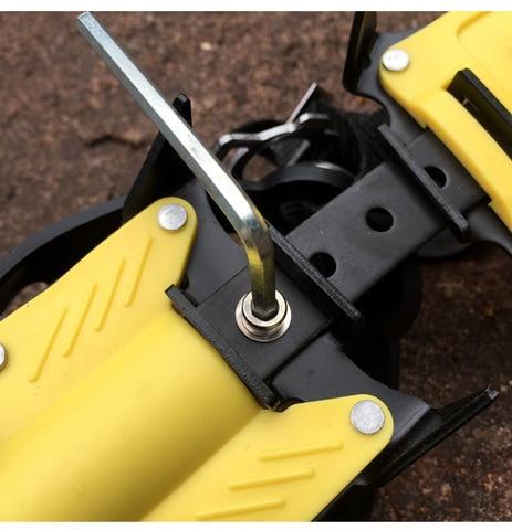 dispositivo de resgate para a corda livre 1 pcs 8 11mm carabina
