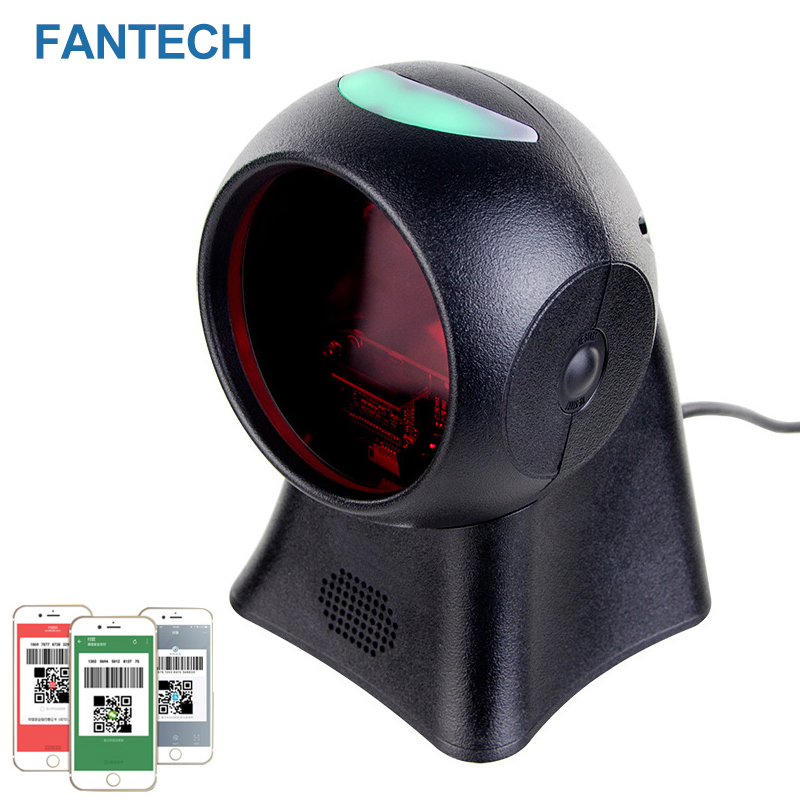 FANTECH Free Shipping BarCode Scanner Platform Omnidirectional Scanner barcode reader for Supermaket Cashier S3NT20 wireless barcode scanner bar code reader 2 4g 10m laser barcode scanner wireless wired for windows ce blueskysea free shipping