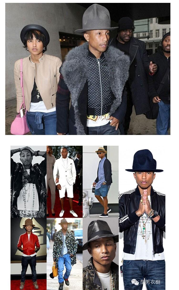 Wool Fedora Hat (4)