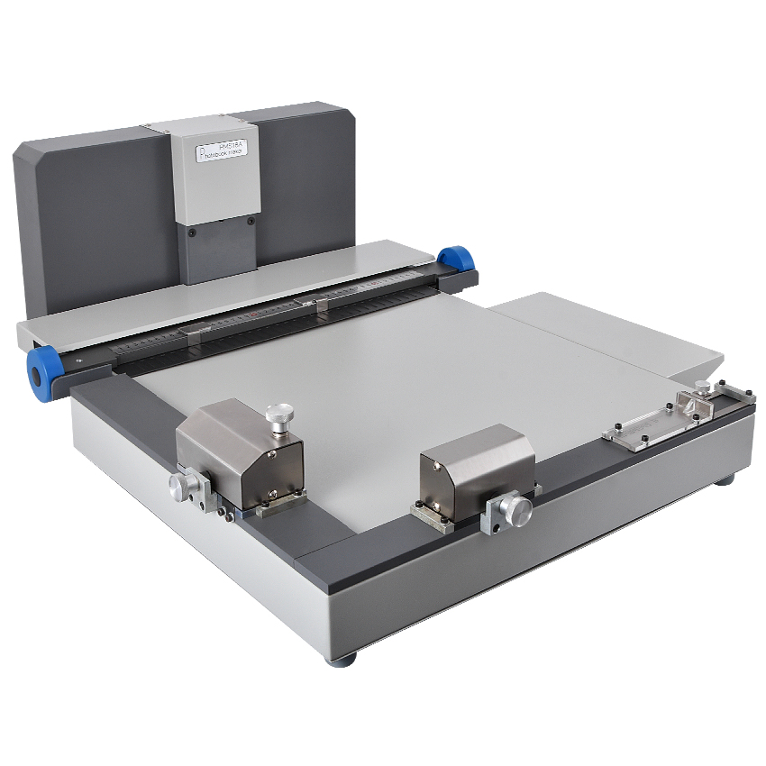 Pms18A Photograph Guide Album Making Binding Machine, Photobook Creatore, Guide Flush Mount Album Mounter Max Photograph Dimension 457*914Mm