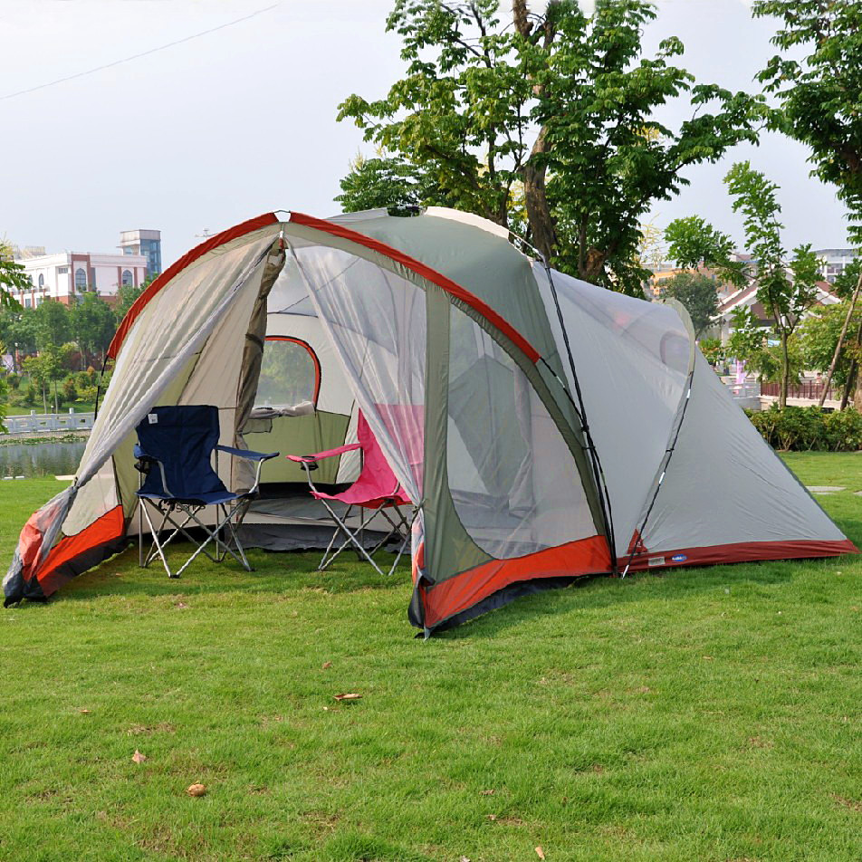 Shleter For Tents : Aliexpress buy person large family tent camping