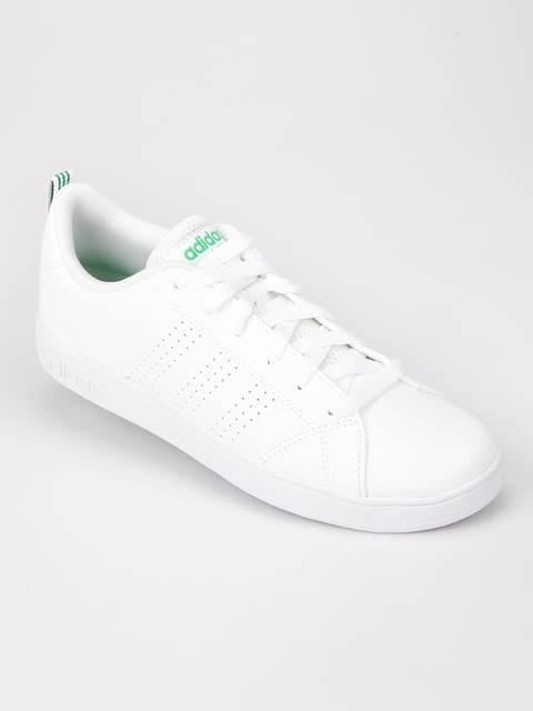 adidas vs advantage white sneakers