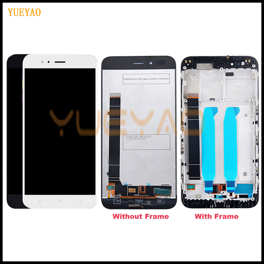 LCD For Xiaomi MiA1 Mi A1 LCD Display+Touch Screen High Quality New Digitizer Screen Glass Panel For Xiaomi Mi A1 Mi5X Mi 5X LCD