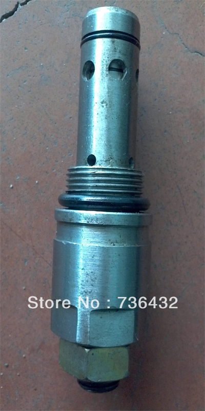 Fast Free shipping! Service valve / Hydraulic Vice Control Valve apply to KOMATSU PC200-3/5 / komatsu digger replacement parts free shipping excavator throttle motor shaft apply to komatsu excavator pc200 6 komatsu digger spare parts