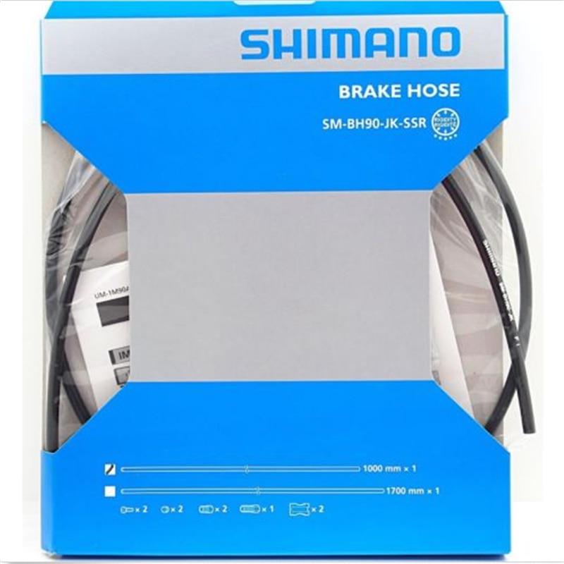 Boîte d'origine-emballé Shimano SM-BH90-JK-SSR Disque De Frein Tuyau Kit Dura-ace Route Disque Étrier 1700/1000 Vélo