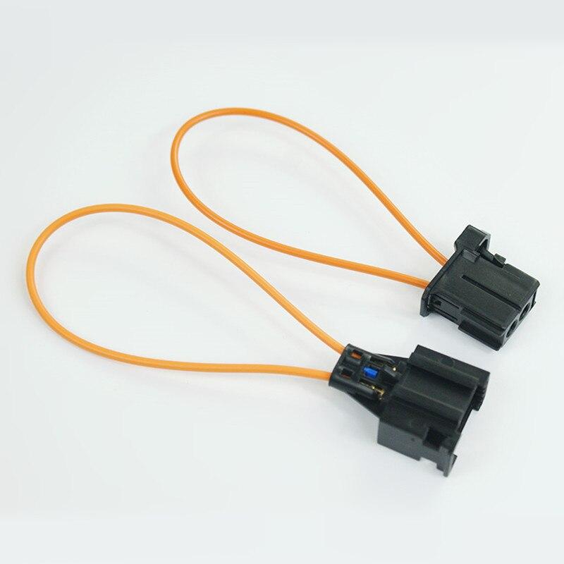 Популярный автомобиль наиболее оптический Волокно разъем Аудиомагнитолы автомобильные инструмент диагностики для BMW мужчин и женщин испо...