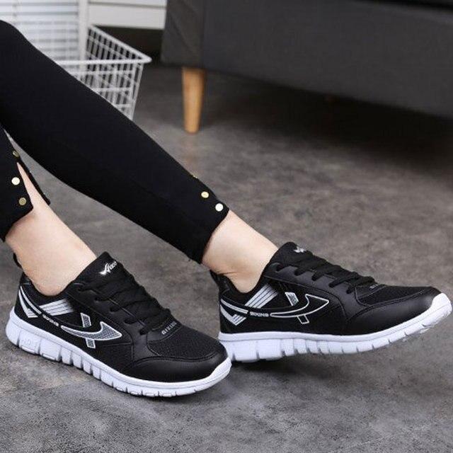 mirada detallada ea351 c228e Zapatos Mujer 2018 Jogging Mujeres Mesh Deporte Air Moda ...