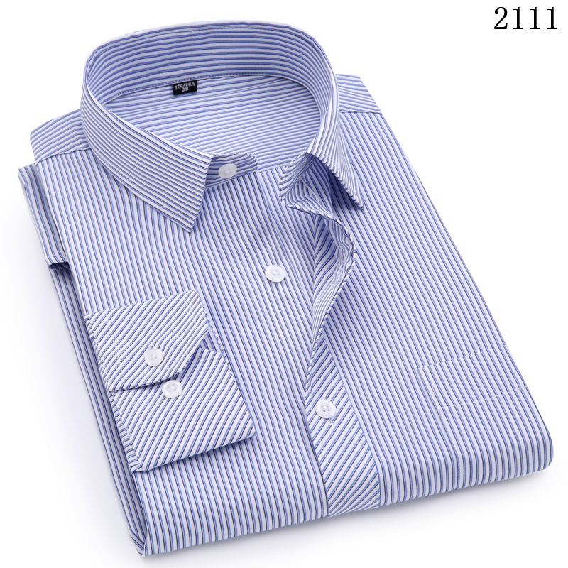 HTB1YXXwSNTpK1RjSZFKq6y2wXXaG - Plus Large Size 8XL 7XL 6XL 5XL 4XL Mens Business Casual Long Sleeved Shirt