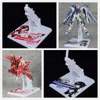Fortress model MB style Justice Freedom Display Base for Bandai MB MG 1/100 Gundam DB014