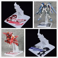 Fortress model MB style Justice Freedom Display Base for Bandai MB MG 1/100 Gundam DB014
