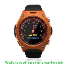 Neue wasserdichte sportuhr q8 smartwatch hexe temperatur höhe luftdruckerfassungs schrittzähler smart watch für ios android