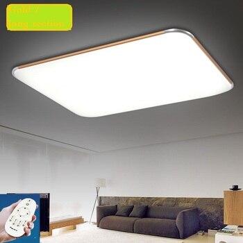 Slim Led-deckenleuchte, Einstellbare Helligkeit Und Einstellbare Farbe Temperatur, Innen Decke Lampe Beleuchtung