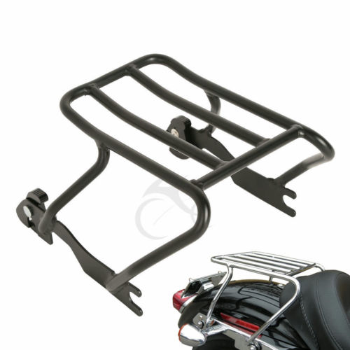 Detachables Luggage Solo Rack For Harley Davidson Sportster 883 1200 94-03 motorcycle detachables solo luggage rack moto rear decoration mounting case for harley sportster xl1200 xl883 2004 2005 2017