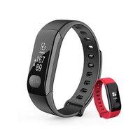 E35 Smart Wristband PPG ECG Heart Rate Blood Pressure Monitor Fitness Tracker Smart Bracelet Band For