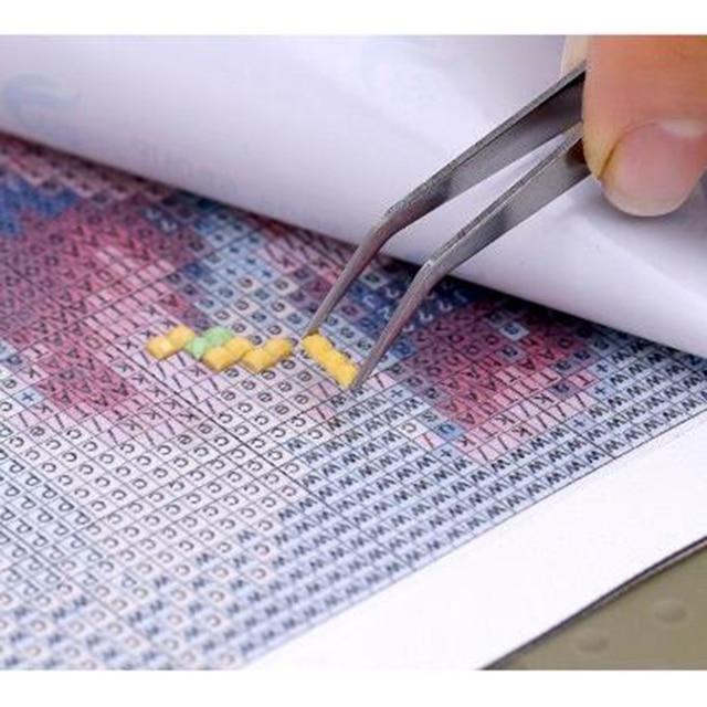 Peinture en diamant 5D carré/rond bricolage | Peinture à diamant complète,