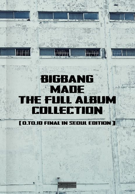 Bigbang  autographed 2017 MADE THE FULL ALBUM 0.TO.10 photobook official korean version 012017 bigbang seungri 2nd mini album let s talk about love random cover booklet release date 2013 08 21 kpop