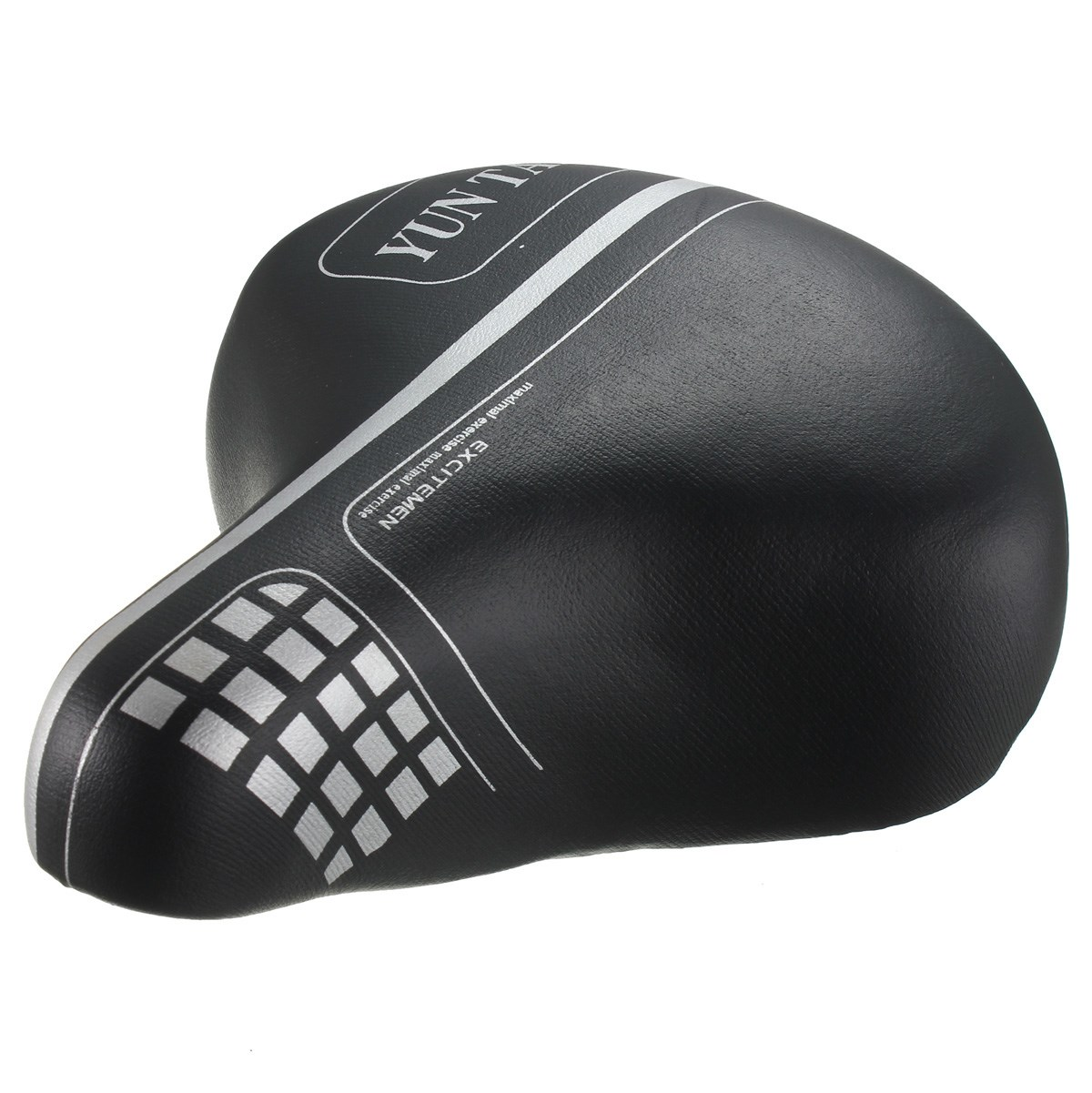 OUTERDO Durable Extra Comfortable MTB Mountain Road <font><b>Bike</b></font> Skidproof Cycling Cushion Seat Pad Bicycle Saddle Cover Bicycle Parts