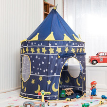 Girls Baby Tent for Kid Tipi Tent Castle Play Tent House Kids Furniture Play Toys Pool Kids Toys Children's play house