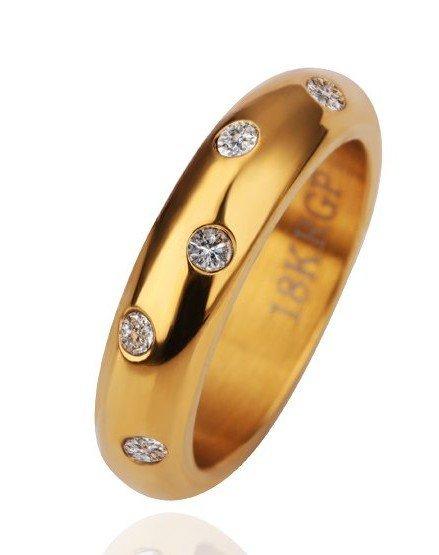 18kgp Ring Worth May 2020