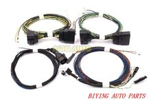 Original Xenon Headlight Auto Leveling Range for Passat B7 CC Cornering AFS Wire/cable/Harness