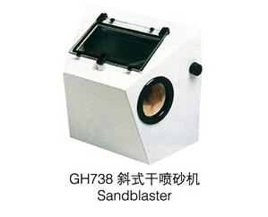 Hot sale Dental Lab Sandblasting equipment,jewelry sandblaster equipment,sand blasting machine equipment