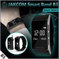 Jakcom b3 smart watch nuevo producto de pulseras como sports tracker smartband i5 más smart watch frequenza cardiaca
