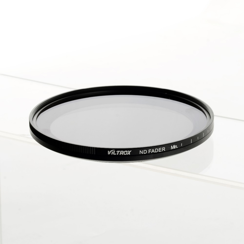 52mm/55mm/58mm/62mm/67mm/72mm/82mm PRO1-D densité neutre Variable ND Fader lentille filtre verre optique ND2 ND4 ND8 à ND400