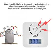 CO детектор угарного газа, датчик ядовитого газа, домашний детектор охранной сигнализации