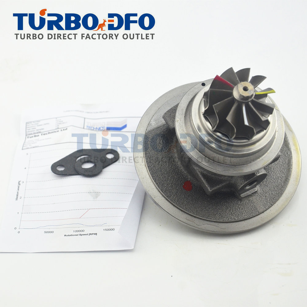 For Mercedes Vito 115 CDI W639 80KW 110Kw OM646 DELA - Turbo Charger Core A6460960199 Turbine VV14 VF40A132 Cartridge Repair Kit