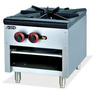 Super quality commericial Counter Top 1 burner single cooker cooktop cast iron single burner gas stove factory distributor