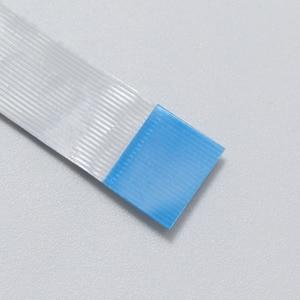 Image 3 - 100 pcs eclyxun ffc fpc 케이블 20 p 20 핀 0.5mm 피치 50mm 100mm 150mm 200mm 250mm 300mm 길이 유형 a b 유연한 플랫 케이블