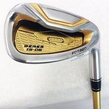 Cooyute новый гольф-клубов Хонма S-06 4 звезды гольф утюги набор 4-11.Aw.Sw Хонма-06 Утюги Гольф-клубы графит голенище Бесплатная доставка