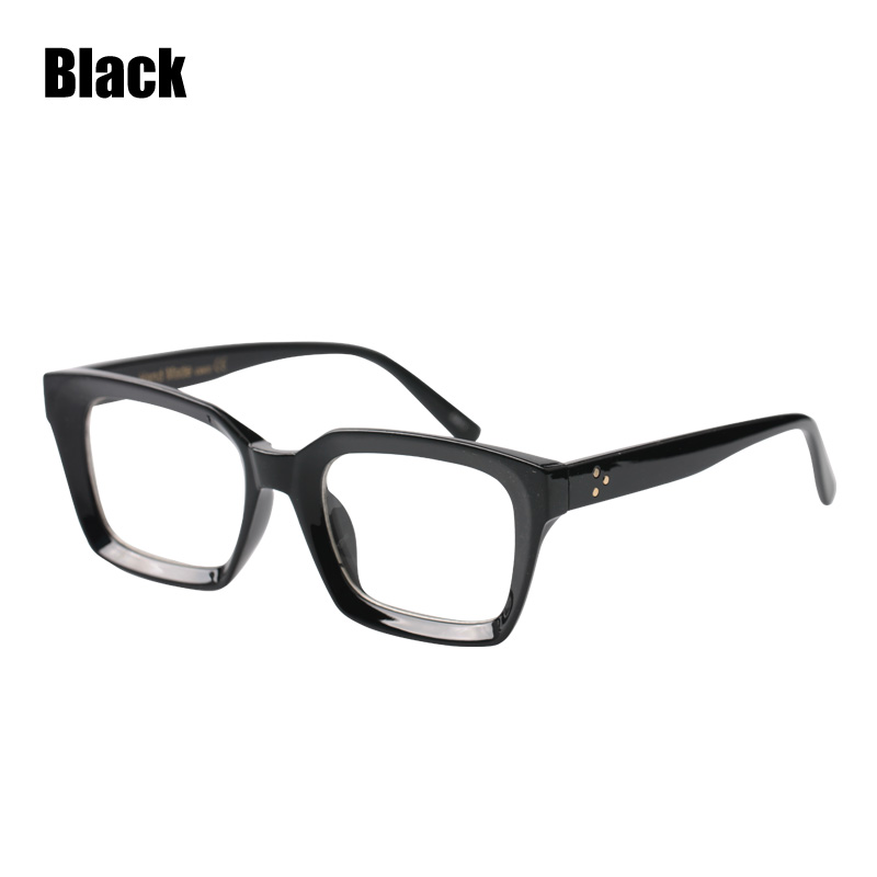 6843479c26 SOOLALA New Square Reading Glasses Women Men Eyeglasses Frame Clear Lens  Presbyopia Reading Glasses +0.5 0.75 1.0 1.25 to 4.0
