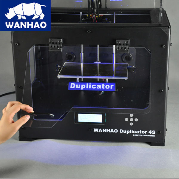 dual extruders MK8 3d printer new version